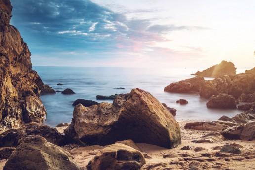 Rocky Sand Beach